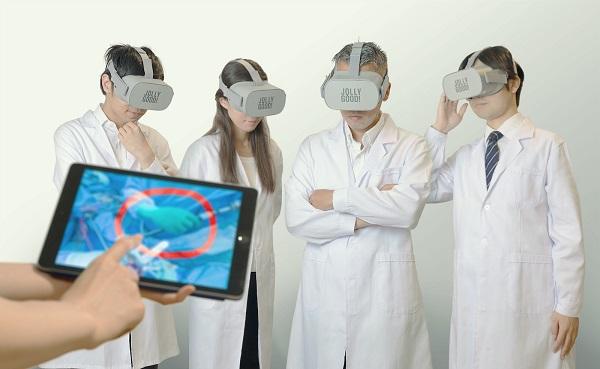 VRニュースイッキ見医療学会初のVRハンズオン集合セミナー開催