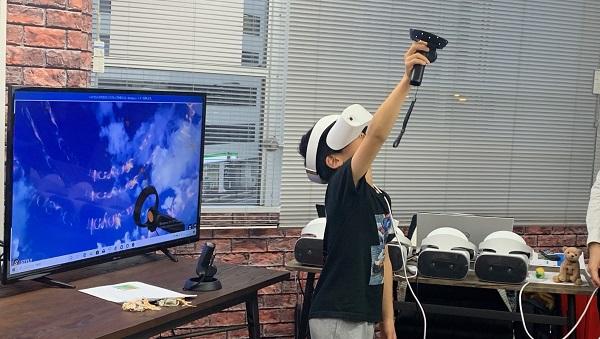 VRニュースイッキ見_xR教育推進を目的に小学生対象のVR制作ワークショップ開催