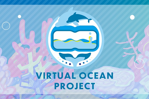 VRニュースイッキ見_水中ドローンを用いた海洋VRコンテンツ「Virtual Ocean Project」始動