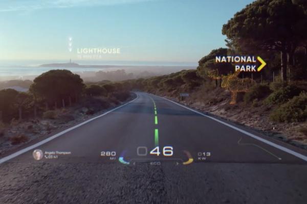VRニュースイッキ見_WayRayが自動車向けフルカラーARディスプレイを公開