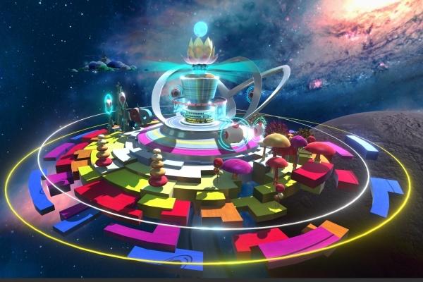VRニュースイッキ見_日本発VR SNS「ambr」大型アップデートが実施