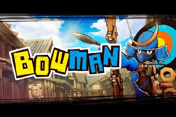 VRニュースイッキ見_DMMがVRゲーム「BOW MAN」リリース