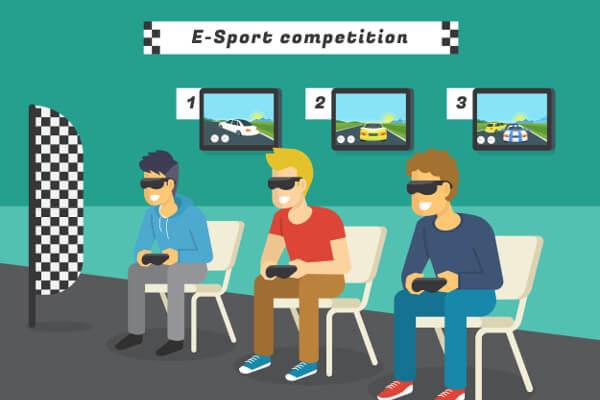 VRニュースイッキ見_VR eスポーツとは