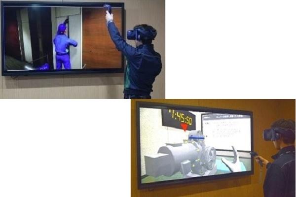 VRニュースイッキ見_日立が昇降機保全技術者向けのVR教育システムの運用開始