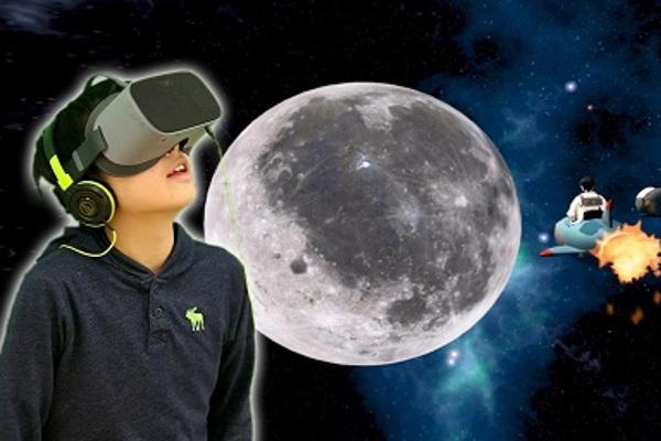 VRニュースイッキ見_グリー×JAXAが子ども向けVR体感サイエンスツアー「ありえなLAB」のレンタルパッケージ提供開始