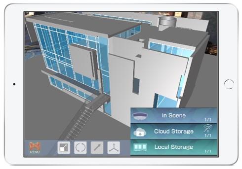VRニュースイッキ見_「mixpace」のiPad対応版が12月3日にリリース