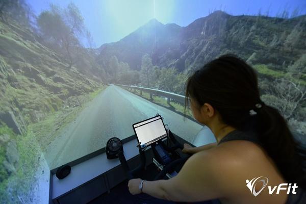 VRニュースイッキ見_全く新しいVRトレーニングサービス「vFit」サービス開始