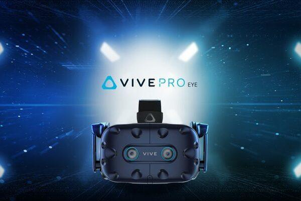VRニュースイッキ見Vive Pro Eyeが欧州につぎ米国でも発売開始
