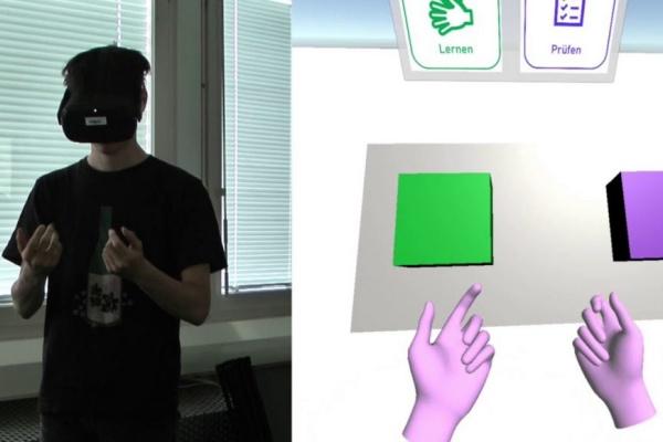 VRニュースイッキ見_VRで手話を学ぶ!OculusQuestのハンドトラッキングを利用した手話学習アプリが登場