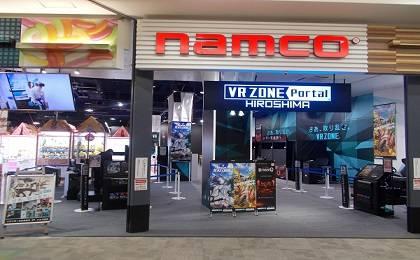 VR ZONE Portal namcoイオンモール広島府中店