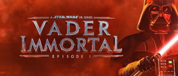 OculusQuestの注目ゲームVader Immortal- Episode I