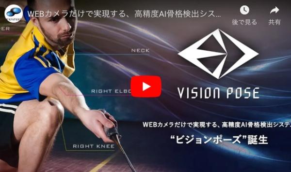 VisionPoseとは何か