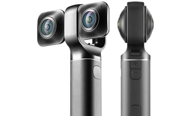 おすすめカメラその5_Vuze XR Dual VR Camera