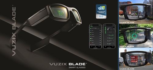 Vuzix Blade ARスマートグラスが12万円で一般販売決定!