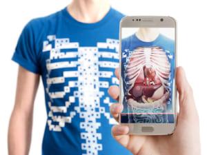 ARで心拍数を計測