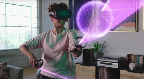 オキュラスクエスト対応VRゲーム