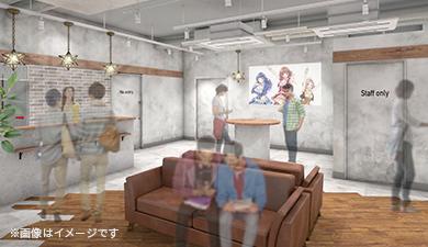 3Dホログラムのキャラクターとお喋りできる施設がまもなく池袋に誕生!