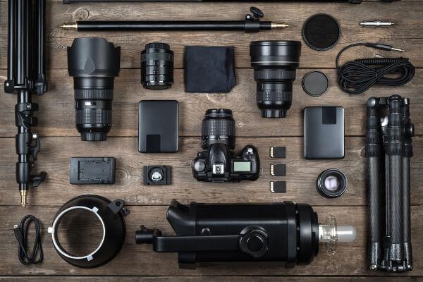 VRカメラアクセサリー