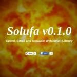 A-Frameを越えて世界最速を目指すWeb3D/VRライブラリ「Solufa(ソルファ)」の秘密に迫る【開発者のAMATELUS Inc.代表・松田光秀氏にインタビュー】
