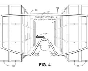 Amazonが従業員用のARゴーグルを開発中か?関連する特許を取得
