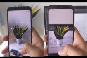 現実世界の物体をデジタル世界に!物体をARコピペするアプリが登場