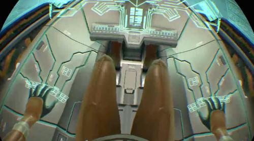 ANUBIS VRのパイロット