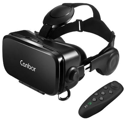 おすすめVRゴーグルCanbor VR