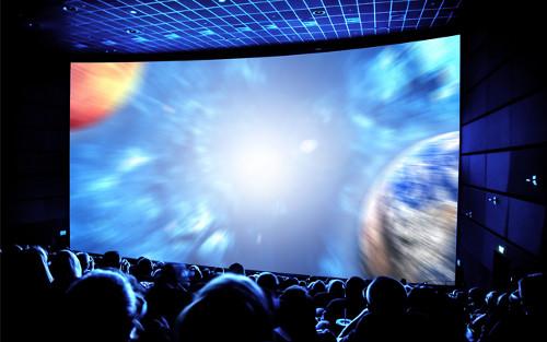 まるで映画館!PSVRのシネマティックモード!