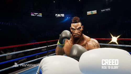 E3 PSVR CREED