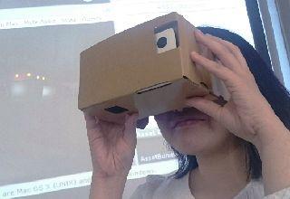Maya&Unityを使ったVR制作などが体験できる特別授業を開催