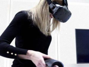 VRでショッピング