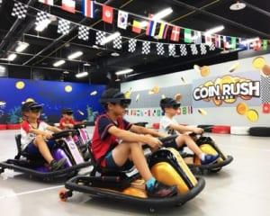 ARスポーツ「HADO」が台湾に進出!台北市内の遊園地にて展開!