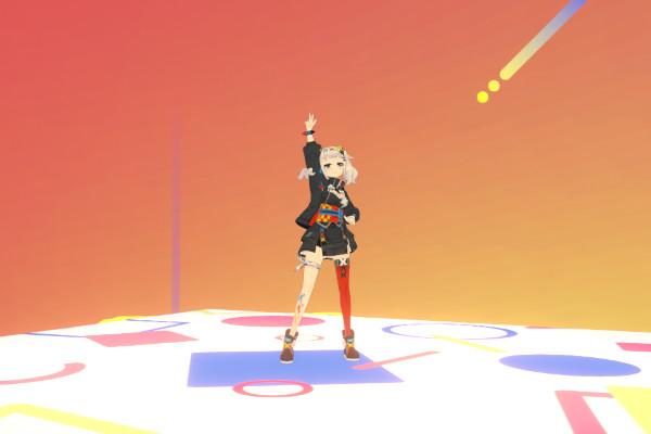 輝夜月VRライブDance with Cinderella !