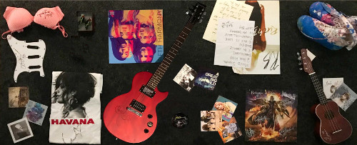 Artists Music Props