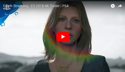 E3 PS4ゲーム「Death Standing」