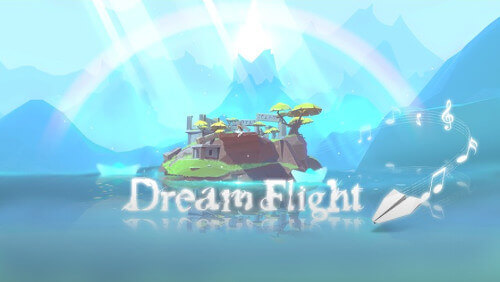 VRアプリ「Dream Flight」