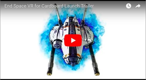 オキュラスゴーのアプリEnd Spaceの動画