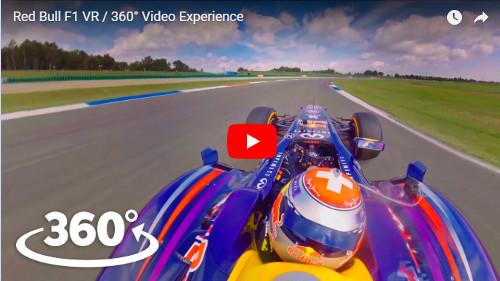 F1のVR動画