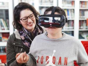 VRの活用例