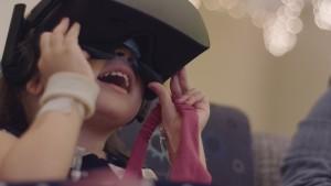 Honda Uses Virtual Reality to Bring Holiday Cheer to Pediatric Patients