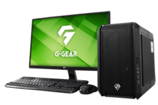 G-GEAR 「VIVE Ready PC」 シルバーモデル商品参考画像