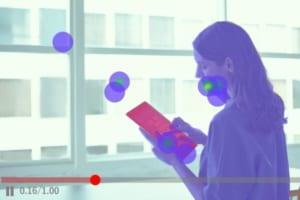 VRを活用して動画視聴時の視線をスコア化!「視線カウンター」が登場!