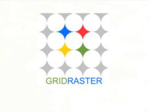 GridRasterロゴ
