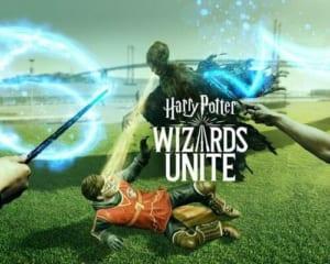 ARゲーム「ハリー・ポッター:魔法同盟」が米国で先行配信!日本語版は間もなく