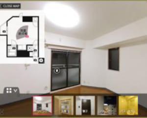 『いえらぶCLOUD』でVR作成!不動産VRコンテンツ作成機能をリリース!