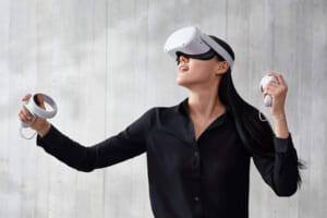 「Hey Facebook」でハンズフリー操作!OculusQuest2のウェイクワードが発表