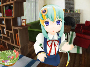 VR FullDive novel: Innocent Forest