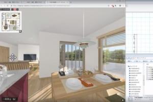 3D CADソフトからVRコンテンツが制作できる新機能開発!4月より提供開始!
