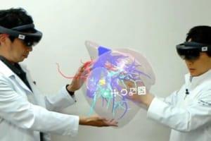 VR医療機器「HoloeyesXR」全国47都道府県展開へ!Holoeyesと共立医科器械が提携