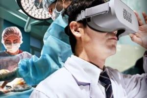 360度VRカメラで手術室の映像をライブ配信&データ蓄積も同時実現!「オペクラウドVR」発表